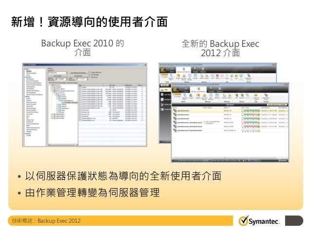 how to configure tape drive in symantec backup exec 2012