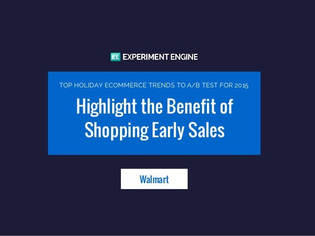 Do sales benefit shoppers essay