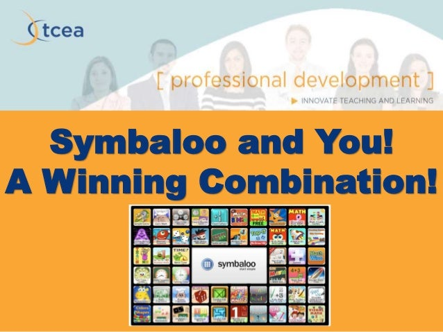 Symbaloo and You! A Winning Combination!