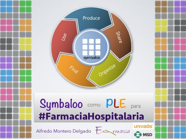 Symbaloo PLE paracomo #FarmaciaHospitalaria Alfredo Montero Delgado