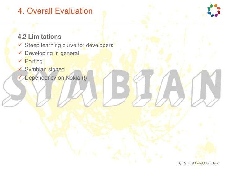 2. Platform<br />2.6 Architectural Overview<br /><ul><li>Core