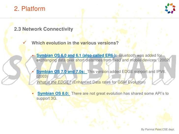 2. Platform<br />2.1 Hardware<br />Computer Hardware Requirements: (minimum)<br />CPU: 1.2GHz processor, x86 architecture...