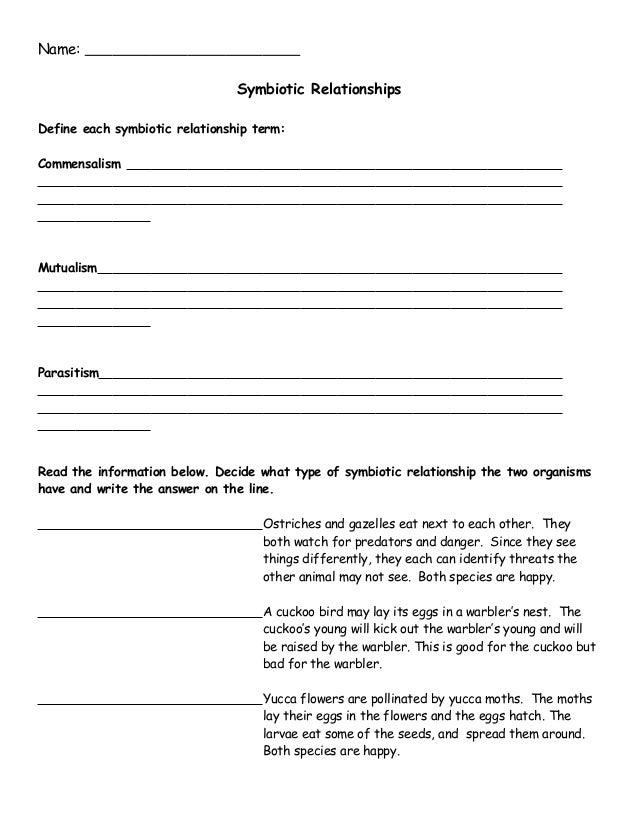 symbiosis worksheets free worksheets library download and print worksheets free on comprar. Black Bedroom Furniture Sets. Home Design Ideas