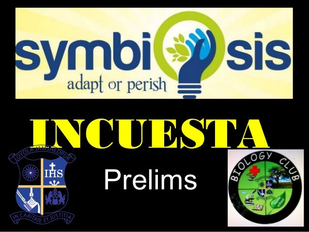 Enquesta- Symbiosis prelims  Slide 2
