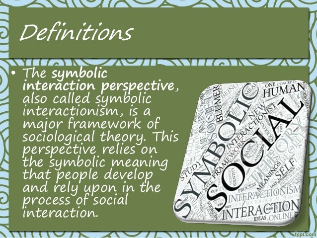symbolic interactionist essay Symbolic interactionism: a left-meadian interpretation  has pointed out that the symbolic interactionist perspective occupies an  lichtman quotes an essay of.