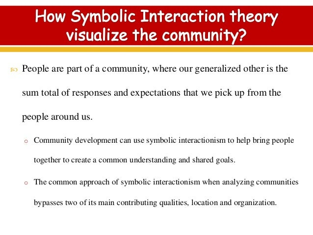 """using the symbolic interaction and the We discussed in class today that """"symbolic interactionism"""" is how gender differences are reinforced and institutionalized through the process of."""