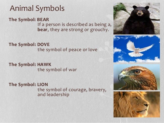 animal symbolism essay example Animal farm study guide contains a biography of george orwell, literature essays, quiz questions, major themes, characters, and a full summary and analysis.