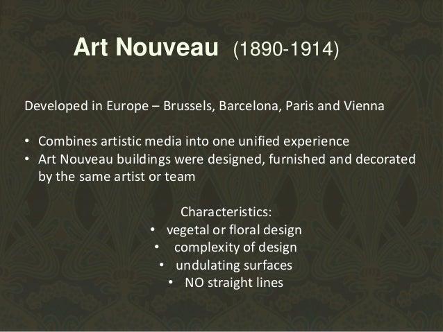 Symbolism Art Nouveau