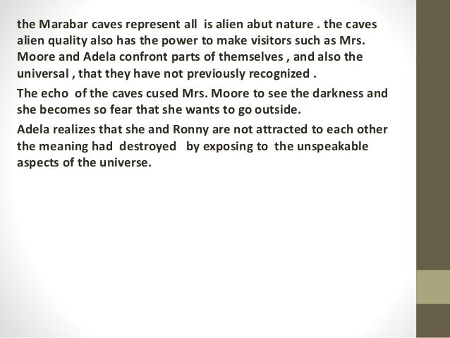 Symbolism In A Passage To India 1