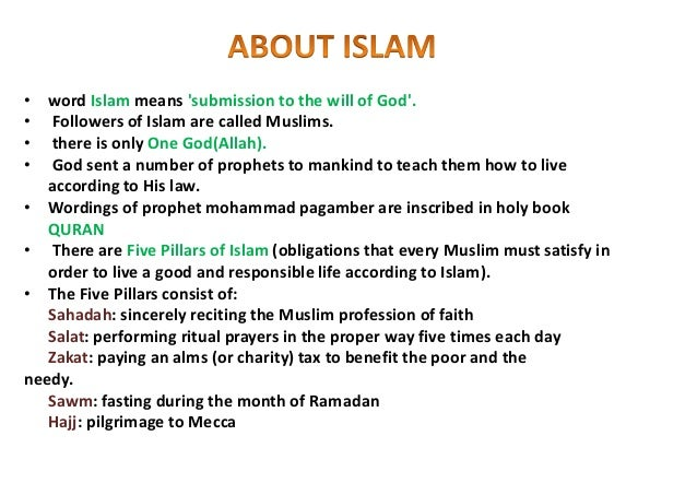 what are the central beliefs of islam and how are they reflected in the five pillars The five central beliefs of islam by dan horn the basic doctrines of islam are collectively known as the five doctrines of islamic faith they include a belief in the absolute unity of god, belief in angels, belief in prophets, belief in scriptures, and belief in the final judgment in addition, some texts include a sixth pillar, that of god's divine.