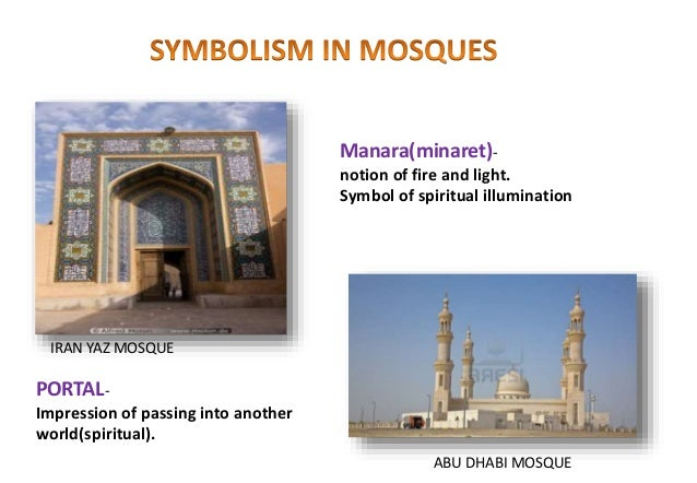 Symbolism In Islamic Architecture