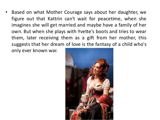 Symbolism In Mother Courage