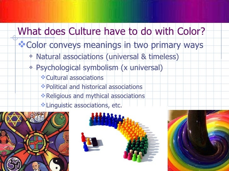 Color Symbolism And Culture Clipart Library