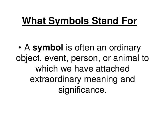 symbolism ppt  guided notes on symbolism layers of meaning 2