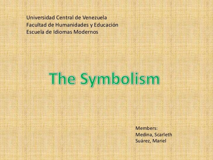 Universidad Central de VenezuelaFacultad de Humanidades y EducaciónEscuela de Idiomas Modernos                            ...