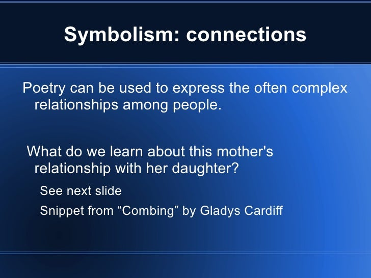 Symbolism Symbols Of Connection