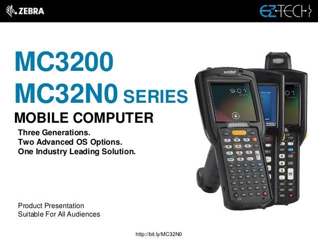 Symbol MC32N0 | SAP Business One for Hana