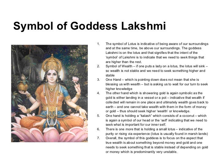 LAKSHMI | Land of Goddesses