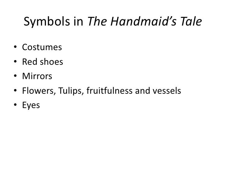 handmaid s tale questions