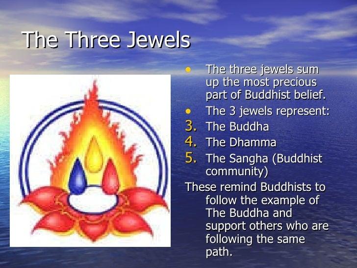 Symbols In Buddhism