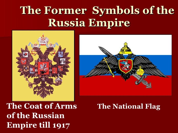Symbols Of Russian Federation