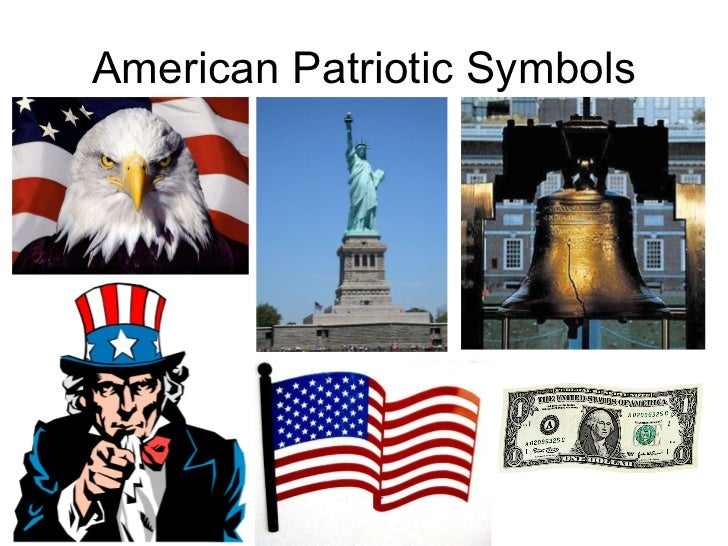 American Symbols Of Patriotism Symbols of the ...