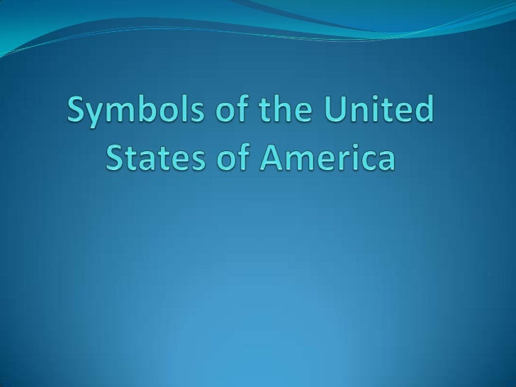 Symbols of the United States of America<br />