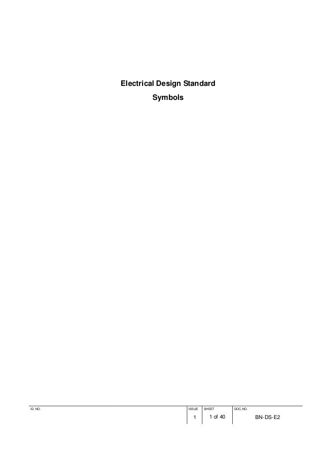 Unique Iec Standard Electrical Symbols Pdf Gallery - Electrical and ...