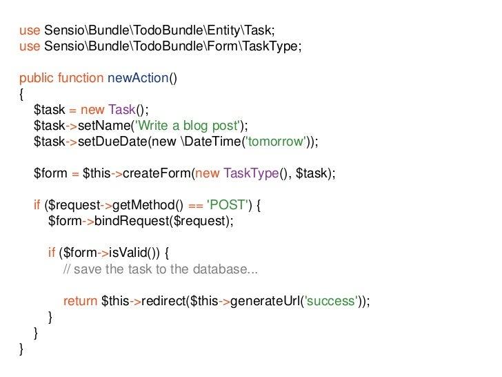 Object Document Mapper (MongoDB)