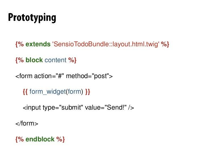 Object XML Mapper (XML databases)</li></li></ul><li>Data Mapper Implementation<br />/**<br /> * @ORMEntity()<br />*/<br />...