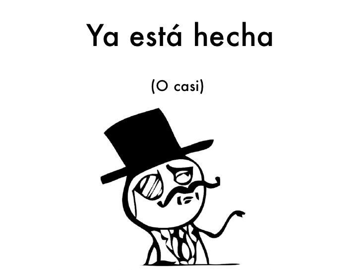 """API estándarJCR """"phpizado"""""""