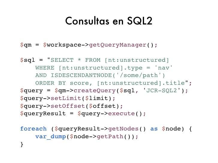 Documentosnamespace Foo;use DoctrineODMPHPCRMapping as PHPCR;/** @PHPCRDocument */class Bar{  /** @PHPCRId */  public $id;...