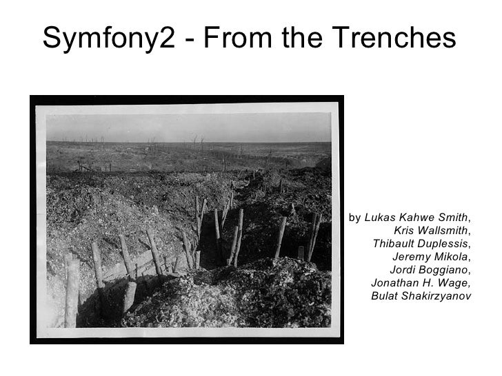Symfony2 - From the Trenches                    by Lukas Kahwe Smith,                            Kris Wallsmith,          ...