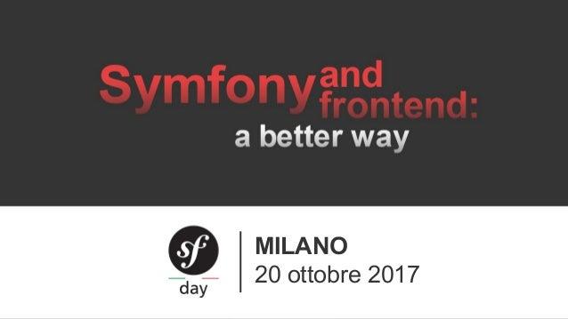 MILANO 20 ottobre 2017