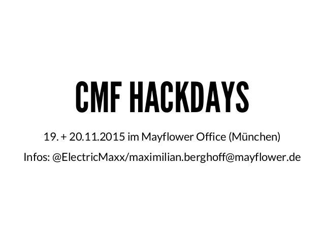 Eine Symfony Application um CMS-Funktionen erweitern