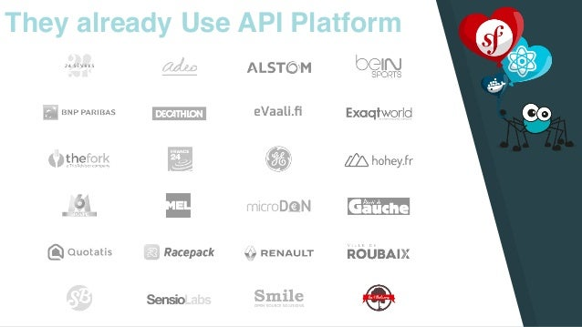 API Platform and Symfony: a Framework for API-driven Projects