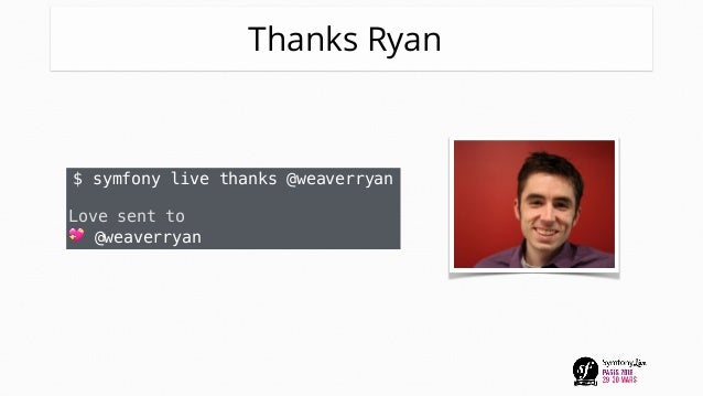 Symfony Live 2018 - Développez votre frontend avec ReactJS et Symfony Webpack Encore Slide 3