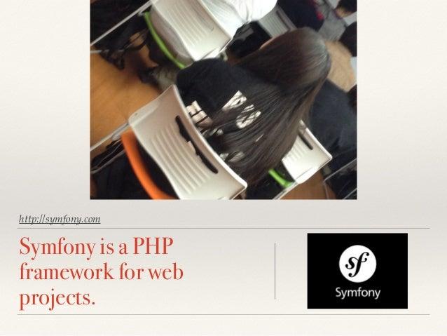 Symfony Deployment with Capifony #symfony_ja Slide 3