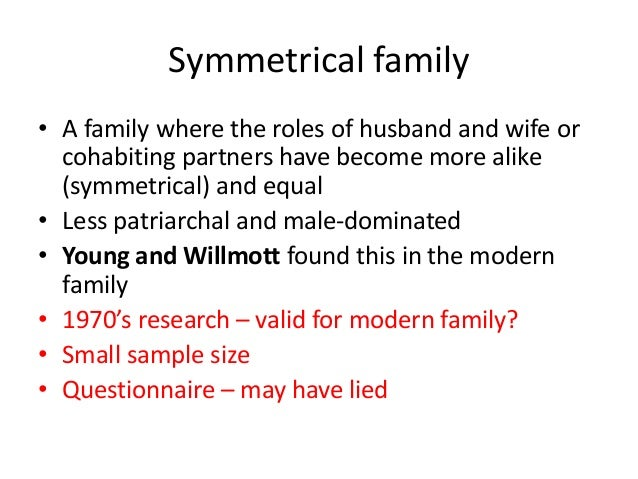 symmetry principle sociology