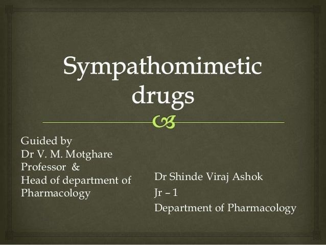 Dr Shinde Viraj Ashok Jr – 1 Department of Pharmacology Guided by Dr V. M. Motghare Professor & Head of department of Phar...