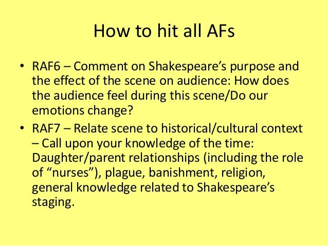 the role of irony in shakespeares Get an answer for 'discuss in detail the use of dramatic irony in macbeth' and find homework help for other macbeth questions at enotes.