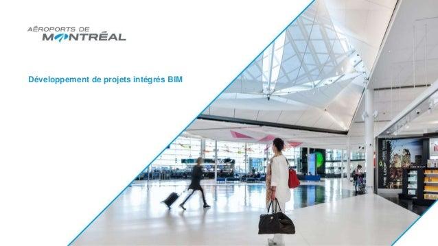Développement de projets intégrés BIM