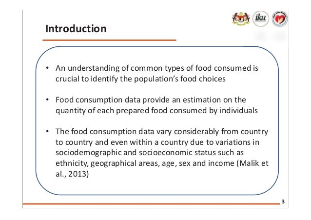food consumption patterns findings from the malaysian adult nutrition survey mans The following persons had contributed in the interpretation of findings,  types  and amount of food intake, and the dietary pattern/practice of the population  food  health and morbidity survey 2014: malaysian adult nutrition survey ( mans).