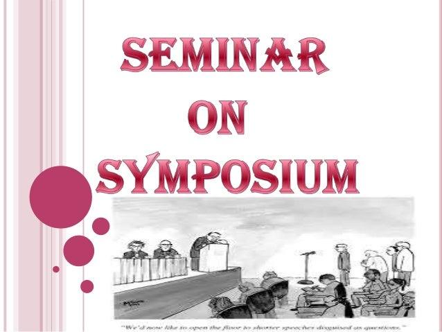 Symposium  Slide 2