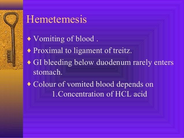 Symptomatology Git
