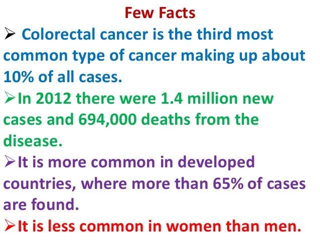 Colon Cancer Symptoms For 6 Months