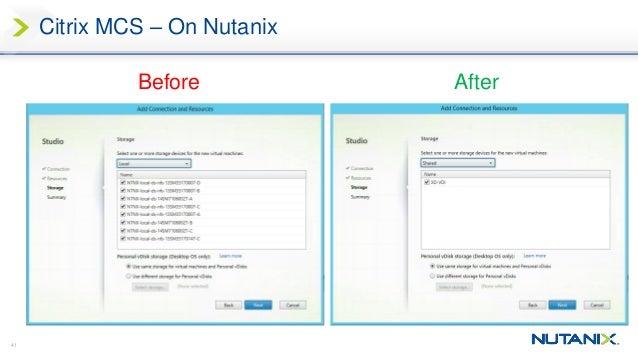 syn 104 citrix and nutanix