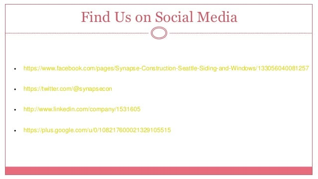 Synapse Construction Seattle Commercial Siding Project