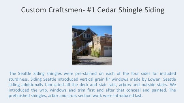 Synapse Construction - Seattle Residential Siding Project (Green – L…