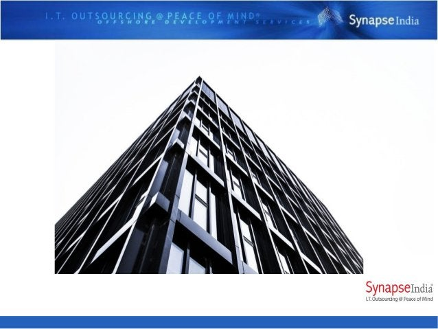 Working Environment at SynapseIndia Noida Being an employee friendly organization, SynapseIndia believes in the fact that ...